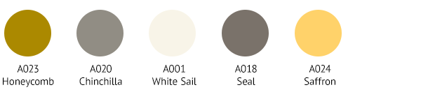 BER0023 Colour Palette