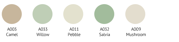 BER0032 Colour Palette