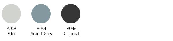 CEC0019 Colour Palette