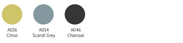 CEC0026 Colour Palette