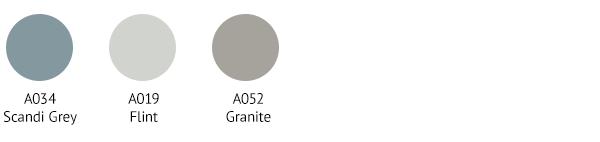 CEC0034 Colour Palette