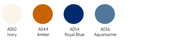 INI0054 Colour Palette