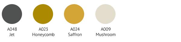 ISF0023 Colour Palette