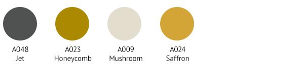 ISF0024 Colour Palette