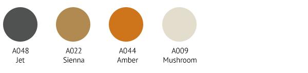 ISF0044 Colour Palette