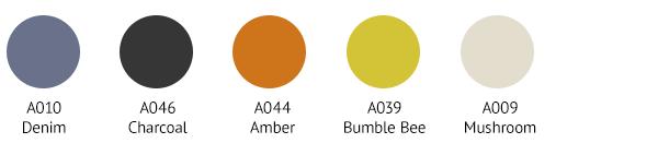 IZM0044 Colour Palette