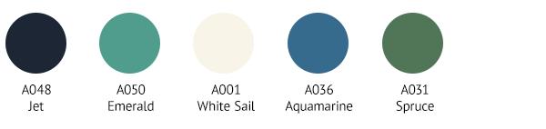 KAS0036 Colour Palette