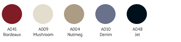 KUL0004 Colour Palette