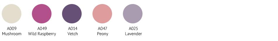 MAD0014 Colour Palette