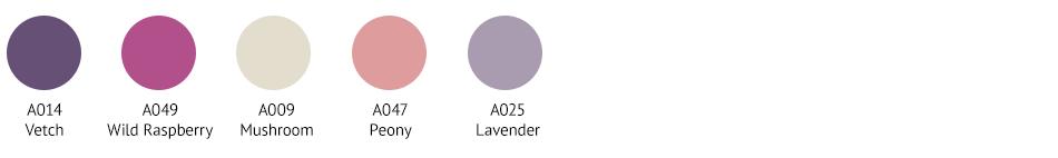MAD0049 Colour Palette
