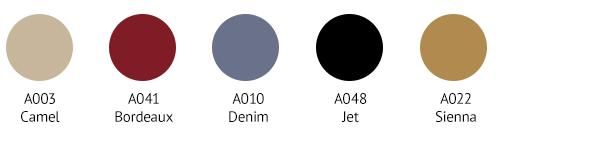 MAS0003 Colour Palette