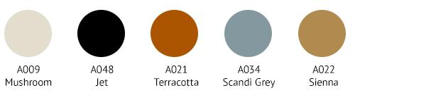 MAS0034 Colour Palette