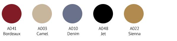 MAS0041 Colour Palette