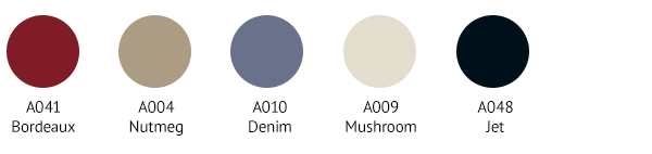 MED0004 Colour Palette