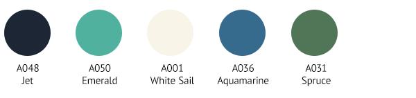 NAI0036 Colour Palette