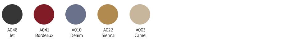 PER0010 Colour Palette