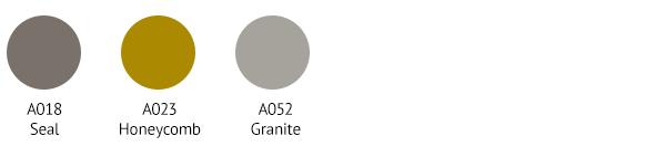 PLD0052 Colour Palette