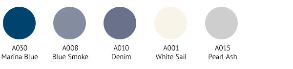 ROS0010 Colour Palette