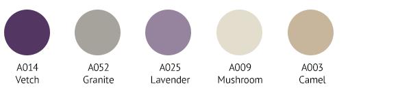 ROS0025 Colour Palette