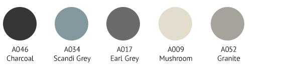 ROS0034 Colour Palette