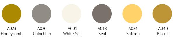 SDC0023 Colour Palette