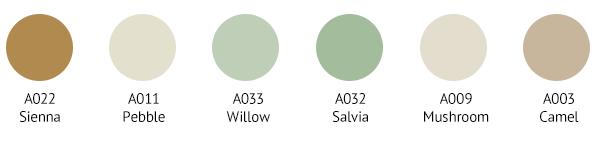 SDC0033 Colour Palette