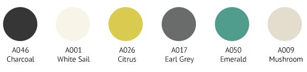 SOU0050 Colour Palette