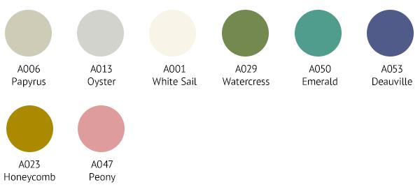 SPR0006 Colour Palette