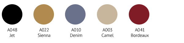 TOP0041 Colour Palette