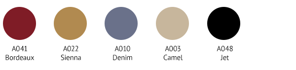TOP0048 Colour Palette