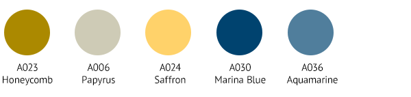 VOY0030 Colour Palette