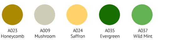 VOY0037 Colour Palette
