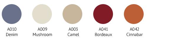 VOY0042 Colour Palette