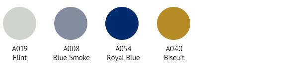 WIL0019 Colour Palette