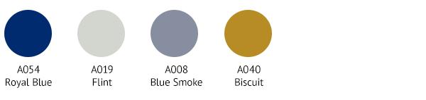 WIL0054 Colour Palette