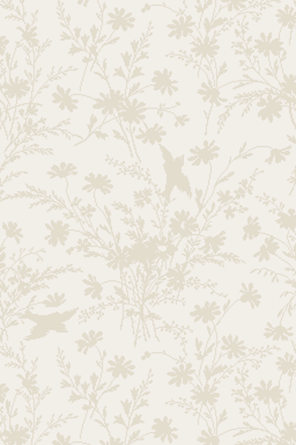 Spring Meadow Silhouette SIL0001