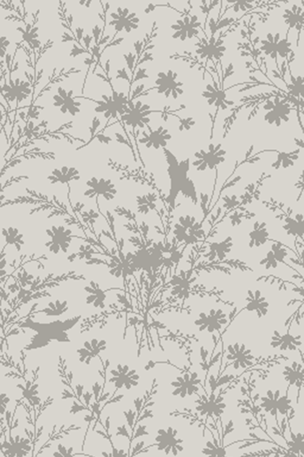 Spring Meadow Silhouette SIL0019