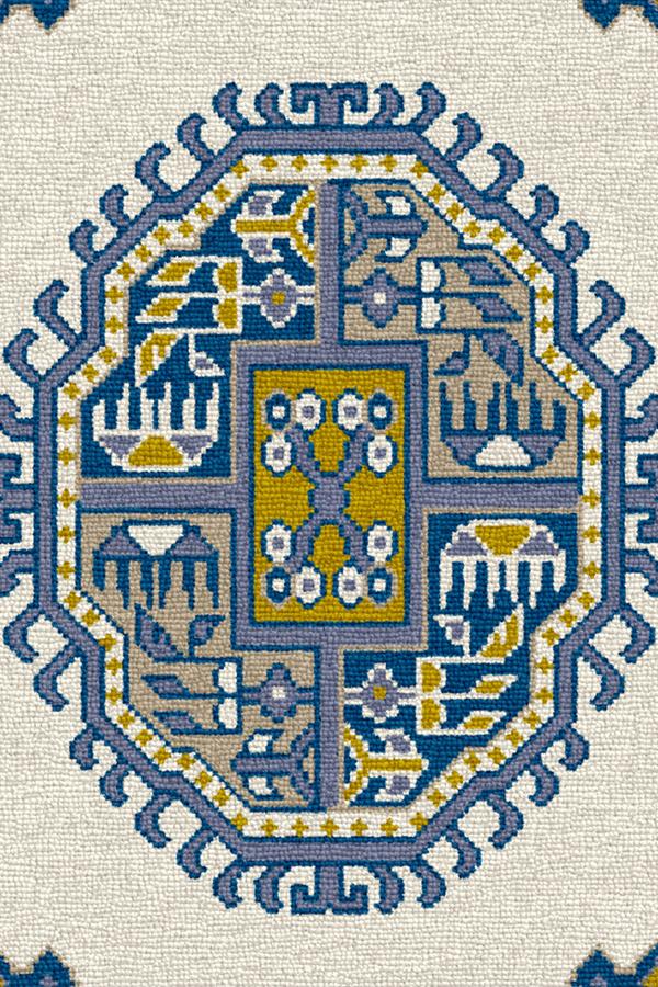 Ottoman OTT0009 - Loop Pile