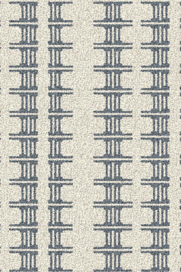 Salcombe Stripe SAL0009 - Cut Pile