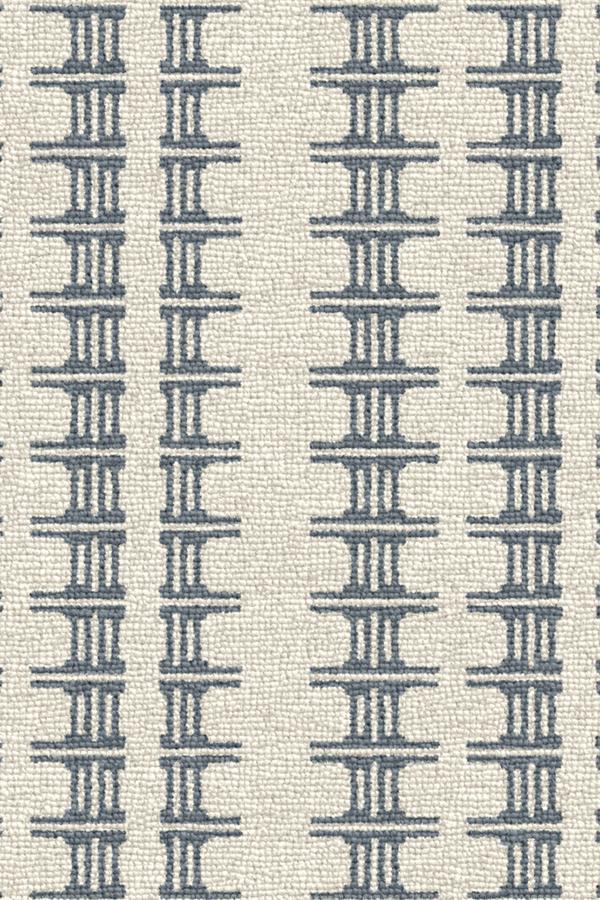 Salcombe Stripe SAL0009 - Loop Pile