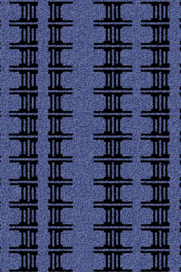 Salcombe Stripe SAL0053 - Cut Pile