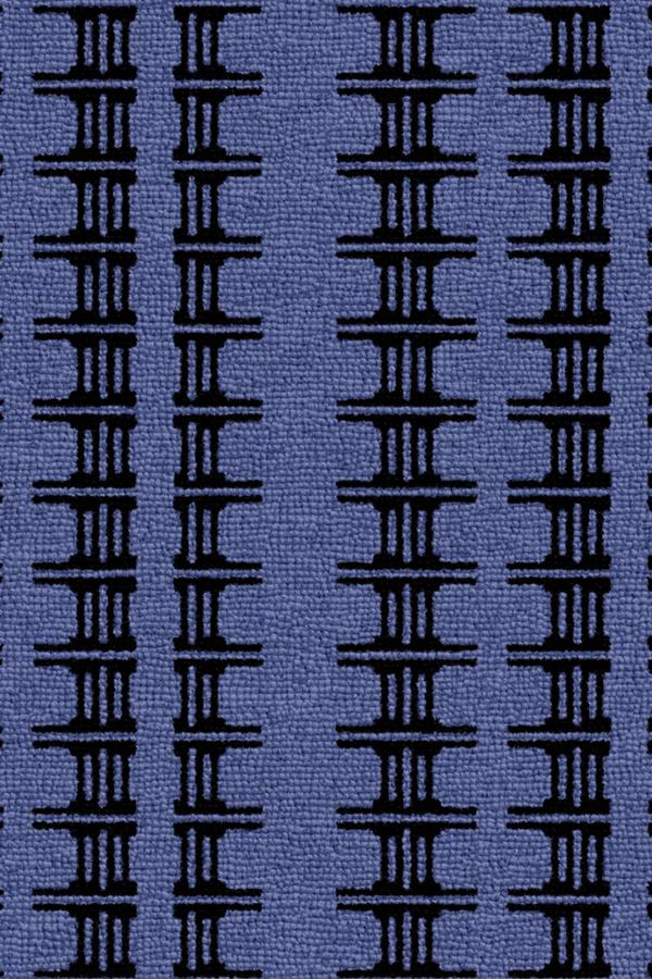 Salcombe Stripe SAL0053 - Loop Pile