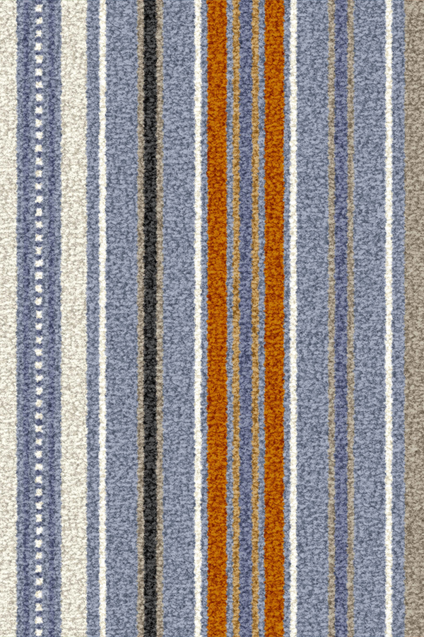 Whitstable Stripe WIT0008 - Cut Pile