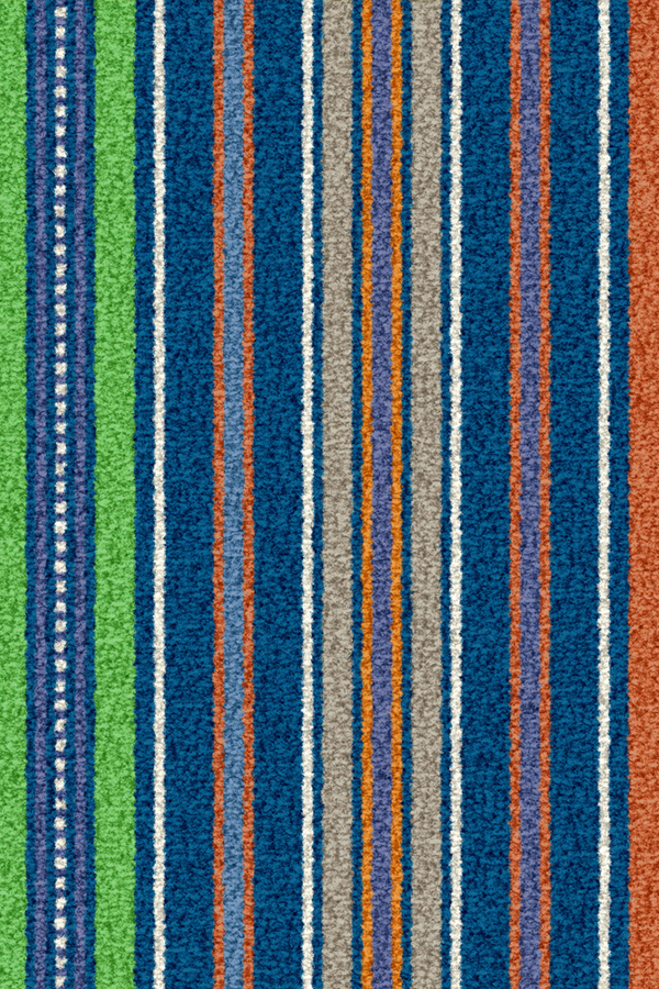 Whitstable Stripe WIT0037 - Cut Pile