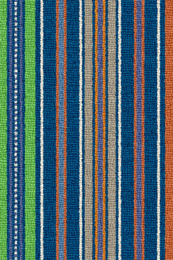 Whitstable Stripe WIT0037 - Loop Pile